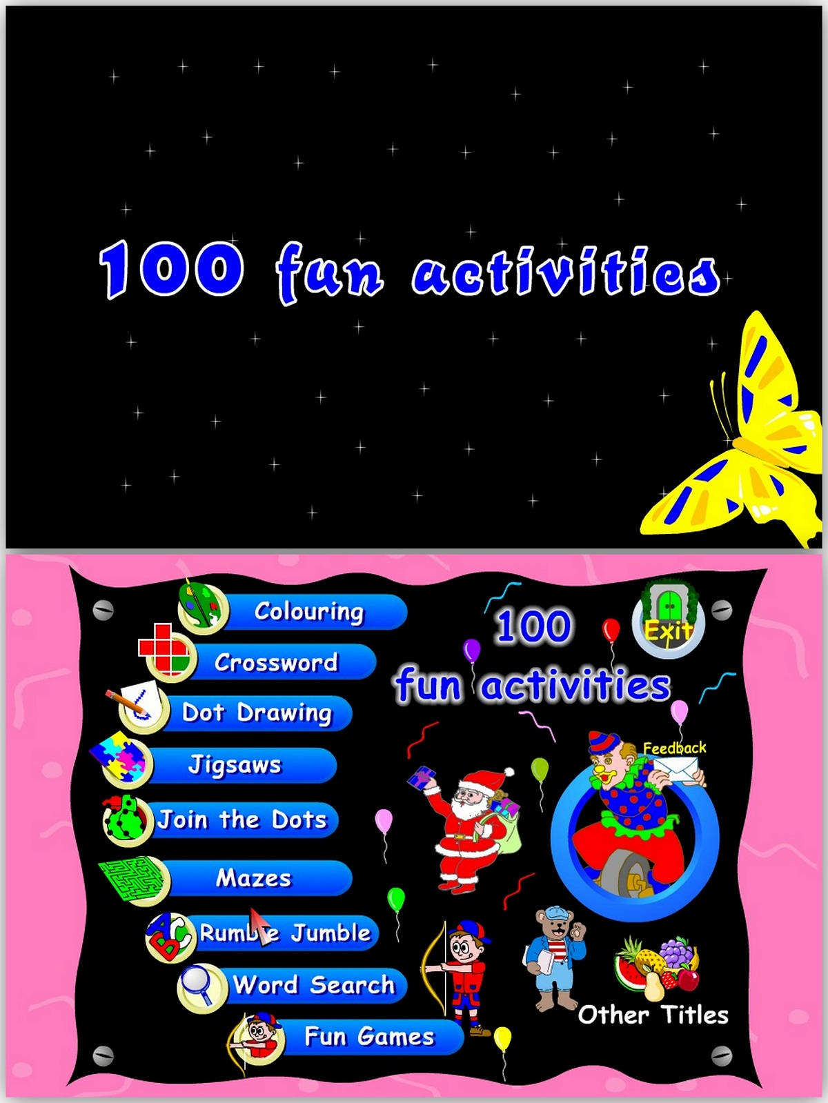 100 fun activities games free download for pc