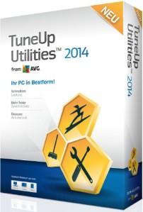 TuneUp Utilities 2014 14.0.1000 Final + Key