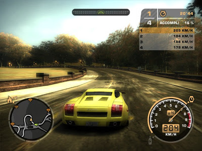 Need for speed most wanted highly compressed pc game free