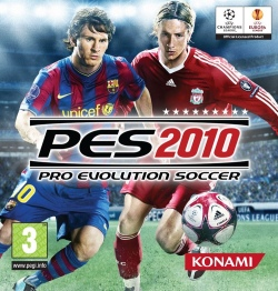 PES 2010 Highly Compressed PC  Game 10 Mb