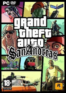 GTA San Andreas Highly Compressed PC Game 3 Mb