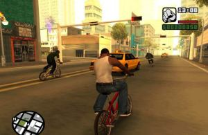 GTA San Andreas Highly Compressed PC Game 3 Mb | techhin
