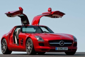 Mercedes Benz SLS AMG Windows 8 Themepack Free Download