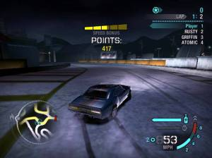 NEED FOR SPEED CARBON Highly Compressed PC Game 3 Mb | techhin