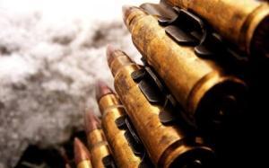 Sniper Bullets Wide HD Wallpaper