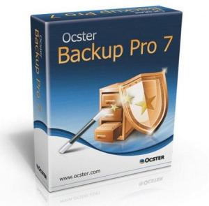 Ocster Backup Pro 7.21 Full Version With Key