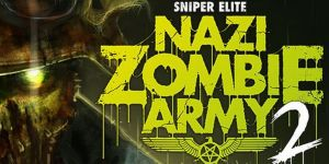 Sniper Elite Nazi Zombie Army 2 MP Crack