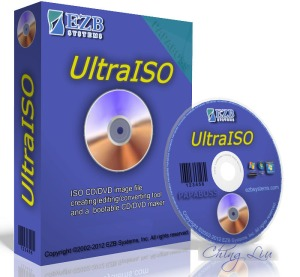 UltraISO Premium Edition 9.6.0.3000 Full Version + Portable