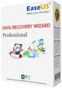 EaseUS Data Recovery Wizard Professional 8.0 Multilingual Full Version With Crack